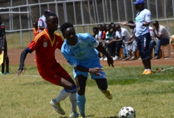 Thika lines Vapour build-up for Gor's clash