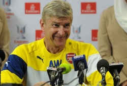 Wenger heaps praise on African players