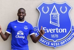 Injured Everton star reveals his inspiration