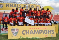 Tusker confident of bagging prestigous award