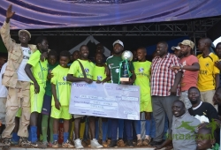 Koth Biro:Mathare defender strikes as 1000 street are crowned champs