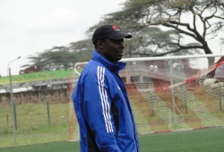 Nandwa worried of his team form and missed chances