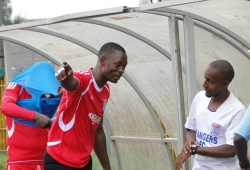 Gichuki is the new coach for Rangers