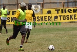 Ex-Tusker coach bereaved