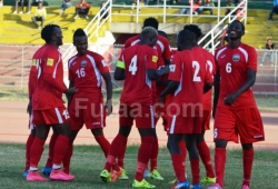 Harambee Stars players' rating against Cranes
