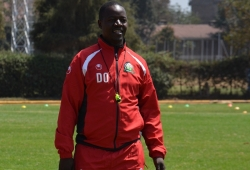 Ouma working on getting Starlets 'ready' for AWCON