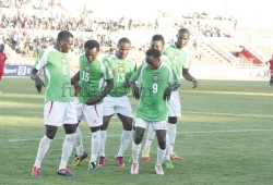 Toss of coin to determine Kenya, Ethiopia standing