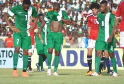 AFCON 2017: Africans giants labour through in qualifier finale