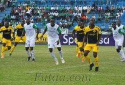 Gor coach not bothered by five-points gap