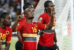 The Indomitables next for Angola