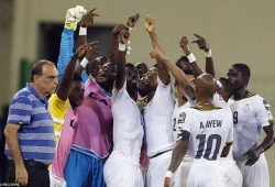 Ghana vs Mali: Ghana to Triumph Over Minnows Mali