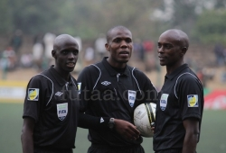 FOYA 2016: Cheruiyot named Assistant Referee of the Year