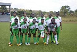 Starlets upbeat about Morocco outing