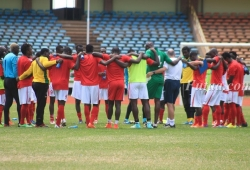Why so quiet in the Harambee Stars camp?