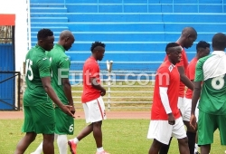 Stars Ratings against Chipolopolo