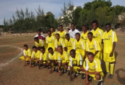 Second home game for Brighter Stars