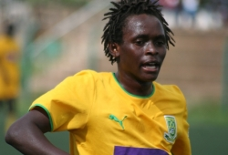 Mutiso trains with Gor