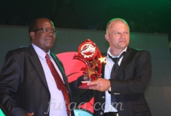 Logarusic is the 2012 Coach of the Year