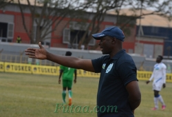 Nandwa defends players after shock defeat to Sofapaka