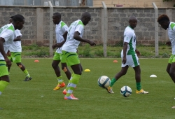 Shield:KCB squad to take on Tusker