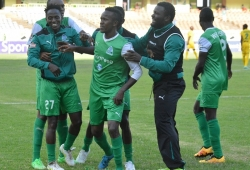 Kagere and Tuyisenge see off Muhoroni, Gor only a point behind Tusker
