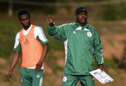 W/Cup qualifiers: Keshi set to release list for Kenya tie