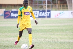 Kimanzi hints at fall out with defender