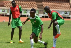 Harambee Stars probable lineup against Mozambique