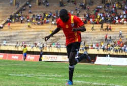 Rookie striker beats Onyango, Miya for top FUFA award