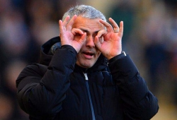 Unhappy Mourinho react to second straight defeat