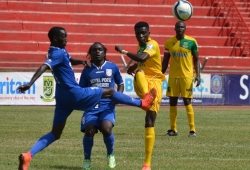 Mathare looking to hold onto wanted pair