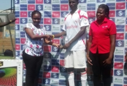 Stima ace thanks teammates after bagging award