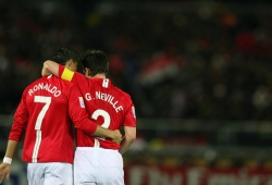 UCL:Ronaldo labeled 'bully' as tension builds in United camp