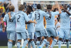 Olum's KC falls to Portland Timbers at home