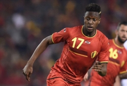 I thought Divock Origi is from Belgium?