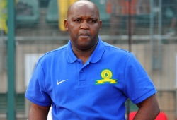 CAF CL: Pitso Mosimane warns Zesco of parking the bus