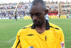 Kenyan ref picked for AFCON duty