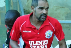 Salim Ali: We will not take chances against Tusker