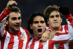 Copa del Rey: Atletico set up Madrid derby for final