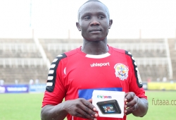 Ulinzi Stars defender left shaky on injury fear