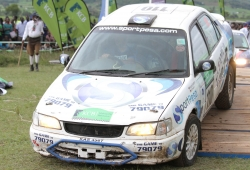 Sportpesa's Rally Team geared for 35th KCB Guru Nanak Rally 2014