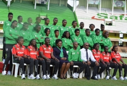Harambee Starlets confident of smashing their AWCON target