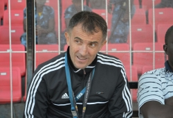 Micho unbothered by turn up as Uganda starts training