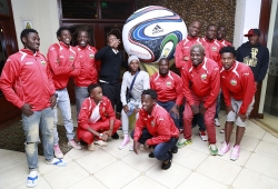 What preparation were Harambee Stars afforded?