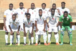 Kudos Harambee Stars for exhibiting maturity