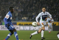 Masika features as Genk fall at home