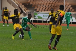 Tusker, Mathare clash switches venue
