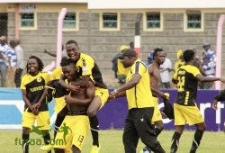 Tusker slots in two more in friendly itinerary