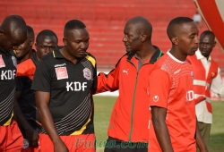 Kenya's CAF CC representatives lines up first friendly