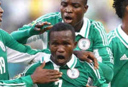 CHAN 2014:Nigeria end South Africa's dream